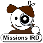 Logo Missions IRD